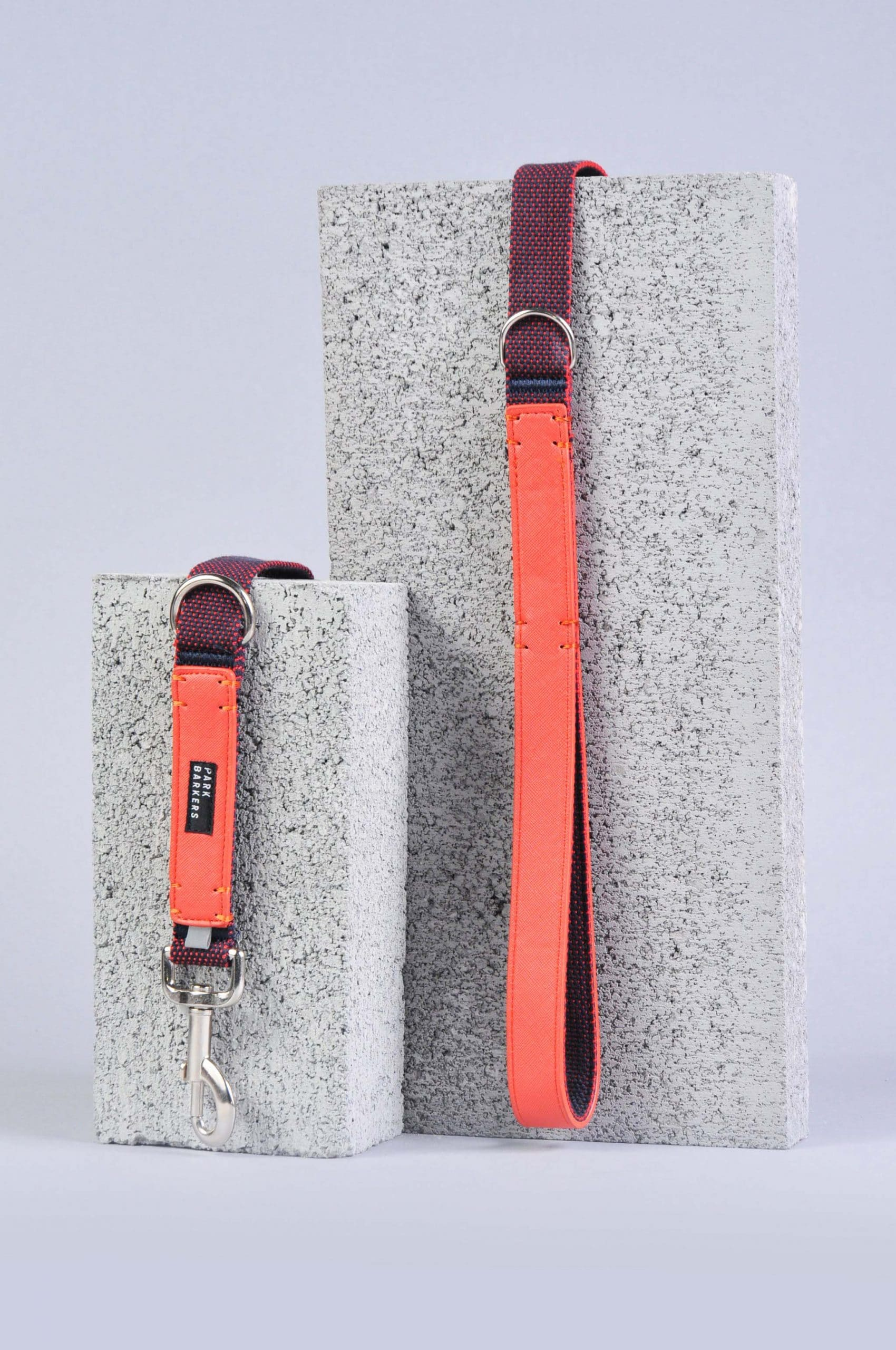 Red The Hyde Dog Leash from Park Barkers