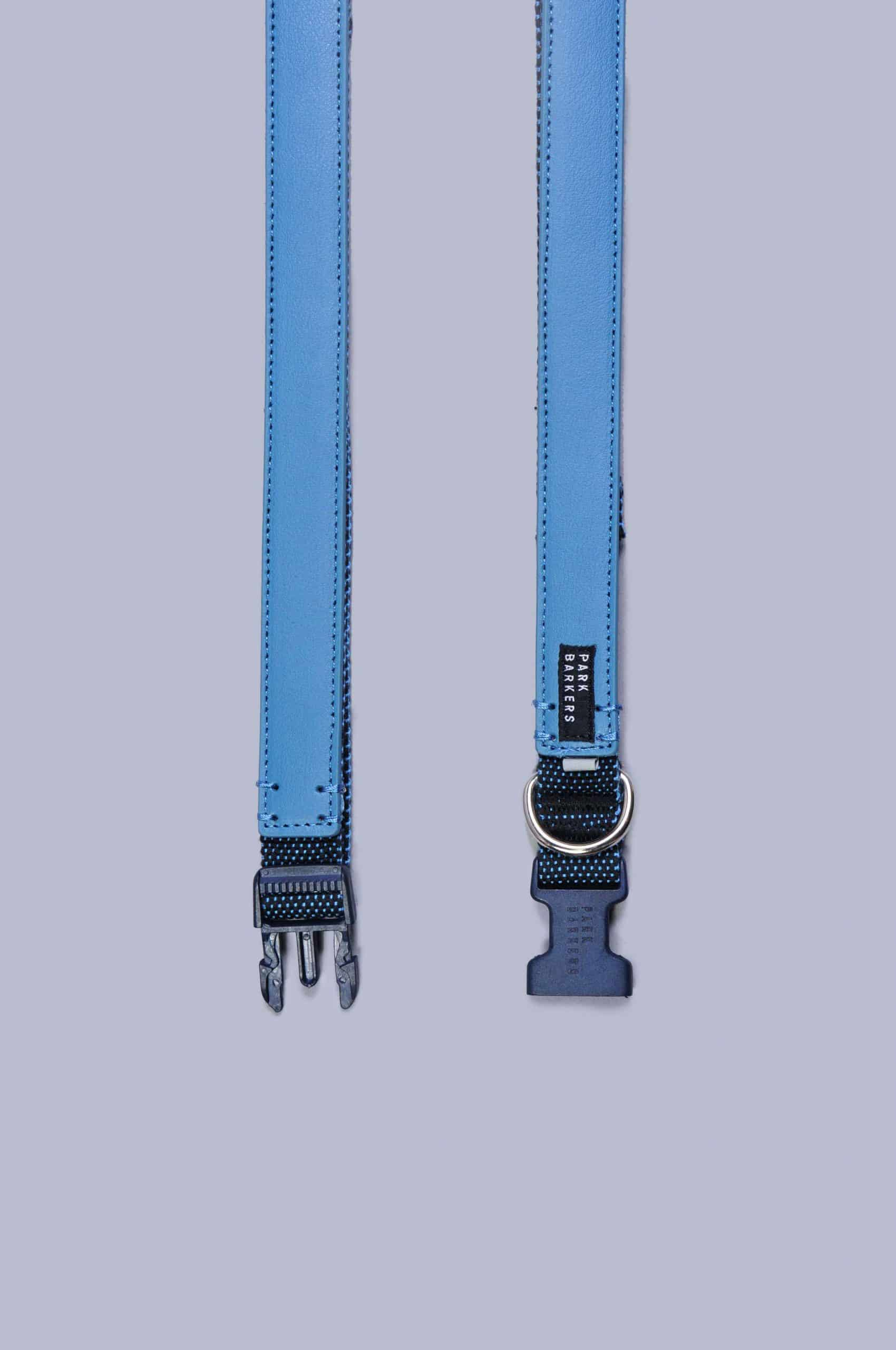 Blue The Hyde Dog Collar from Park Barkers