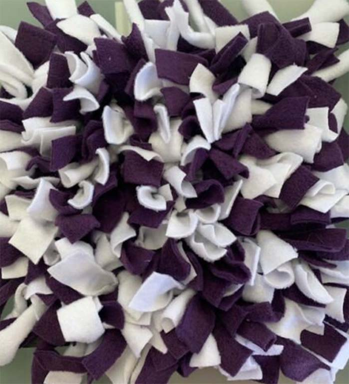 Dog snuffle mat from Perth