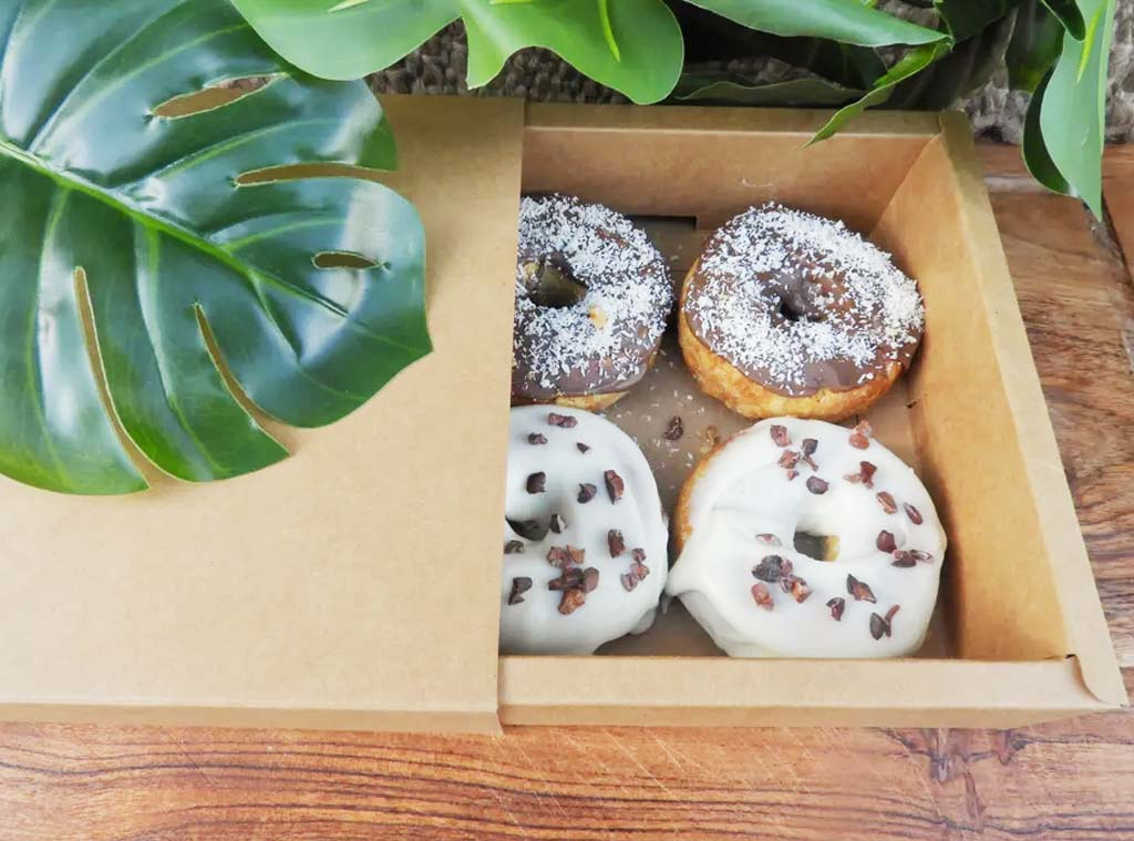4 pack of donuts for dogs